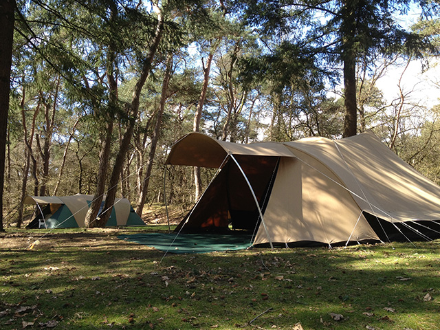 Holland Tent Harskamperdennen