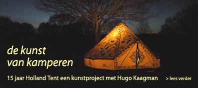 Hollands kampeergevoel met Hugo Kaagman